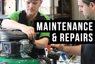 EQUIPMENT REPAIRS & MAINTENANCE